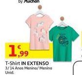 Oferta de Camiseta por 1,99€