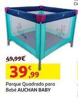 Oferta de Parque infantil Auchan por 39,99€