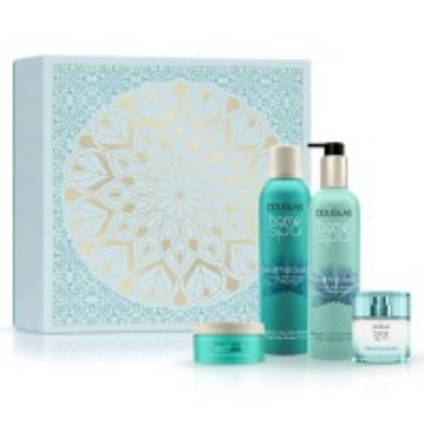 Oferta de Douglas Home Spa Seathalasso Luxury Invigorating Set por 29,96€