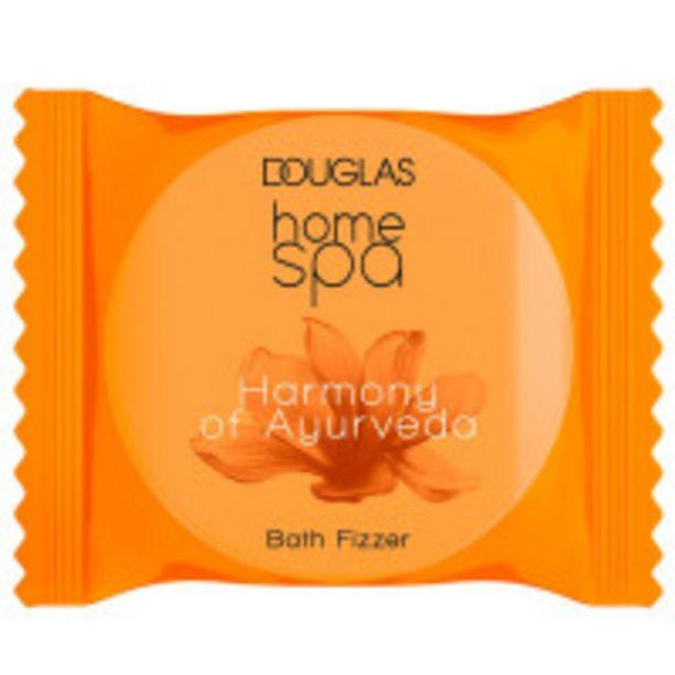 Oferta de Douglas Home Spa Harmony Of Ayurveda Fizzing Bath Cube por 1,56€
