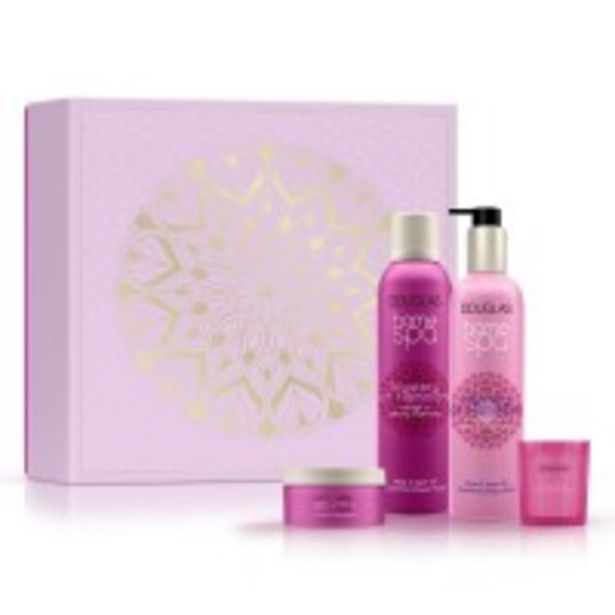 Oferta de Douglas Home Spa Mystery Of Hammam Luxury Comforting Set por 24,71€