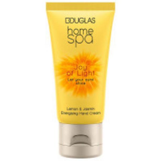 Oferta de Douglas Home Spa Joy Of Light Travel Hand Cream 30 ml por 1,56€