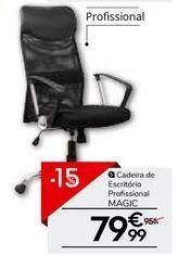 Oferta de Cadeira de escritório por 79,99€