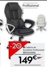Oferta de Cadeira de escritório por 149€