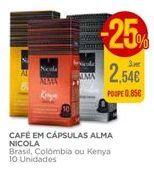 Oferta de Café Nicola por 2,54€