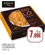 Oferta de Pão por 7,99€