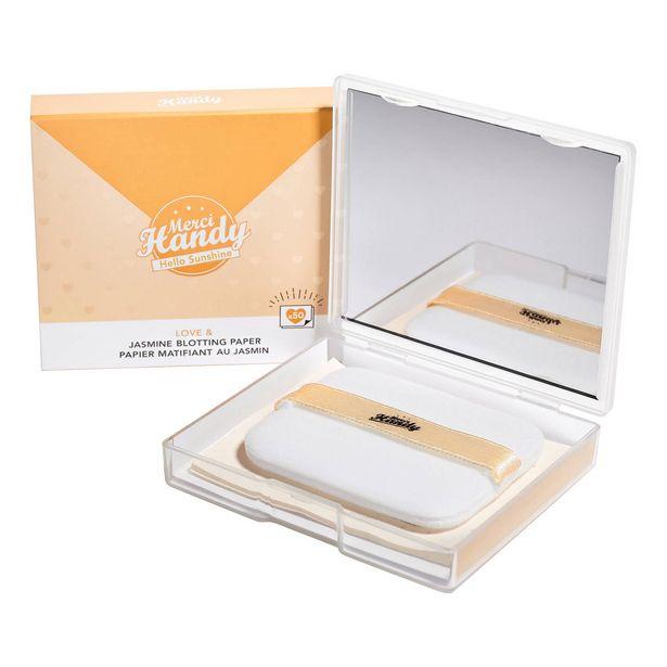 Oferta de Namaste - kit de papel matificante por 3€