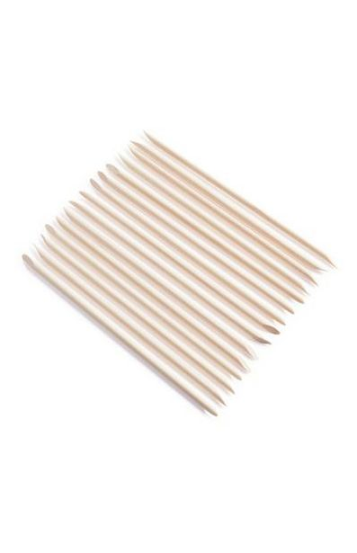 Oferta de Pack 15 paus cutículas madeira por 1,5€