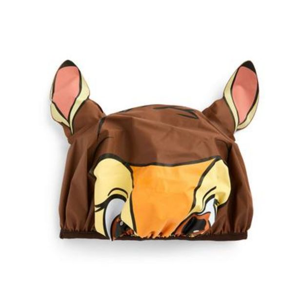 Oferta de Touca banho desenho Disney Bambi por 2,5€