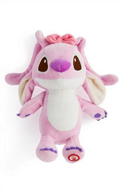 Oferta de Peluche licenciado Disney Lilo e Stitch pequeno por 6€
