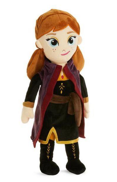 Oferta de Boneca Anna Disney Frozen: O Reino do Gelo por 14€