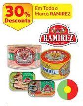 Oferta de Atum em lata Ramirez por