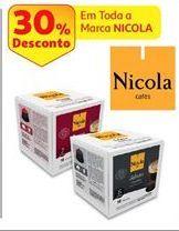 Oferta de Café Nicola por