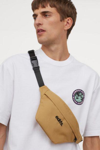 Oferta de Bolsa de cintura com bordado por 7,99€