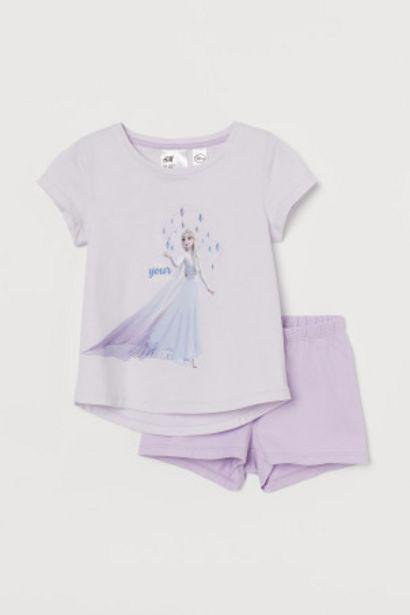 Oferta de Pijama em jersey por 7,99€