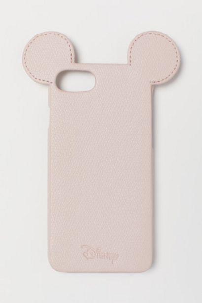 Oferta de Capa para iPhone 6/7/8 por 3,99€