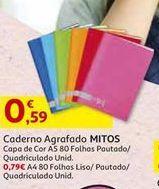 Oferta de Cadernos por 0,59€