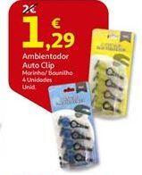 Oferta de Ambientador carro por 1,29€