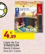 Oferta de Lápis de cor por 4,89€