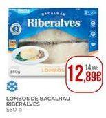 Oferta de Bacalhau Riberalves por 12,89€