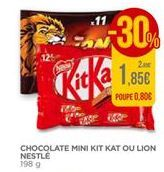 Oferta de Chocolates Kit Kat por 1,85€