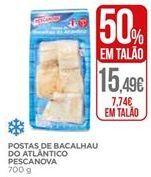 Oferta de Bacalhau Pescanova por 7,74€