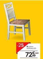 Oferta de Cadeiras por 72,99€