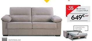 Oferta de Sofá cama por 649€