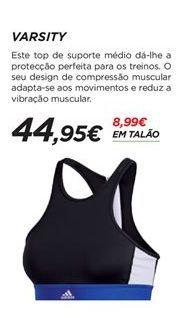 Oferta de Top Adidas por 44,95€