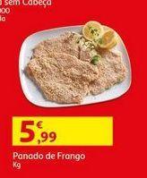 Oferta de Frango panado por 5,99€