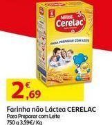 Oferta de Farinha Nestlé por 2,69€