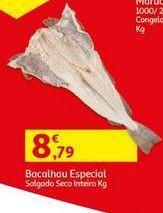 Oferta de Bacalhau por 8,79€