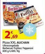 Oferta de Pizza congelada Auchan por 2,69€