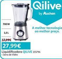 Oferta de Liquidificador Qilive por 27,99€
