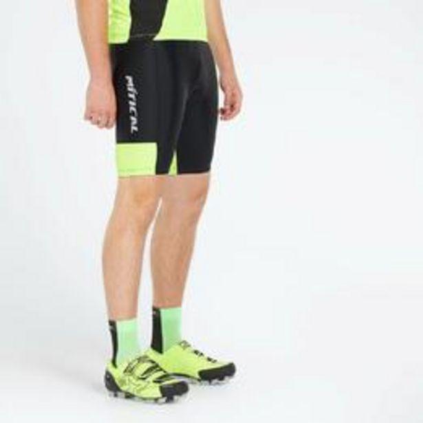 Oferta de Calções Ciclismo Mitical Plata por 7,99€