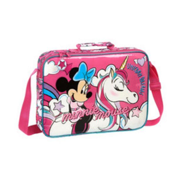 Oferta de Saco Escolar Minnie Unicorns por 24,99€