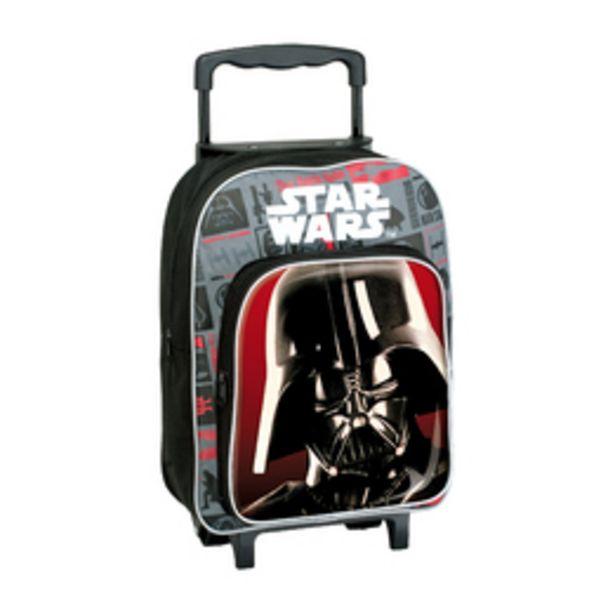 Oferta de Mochila Com Rodas Star Wars por 26€