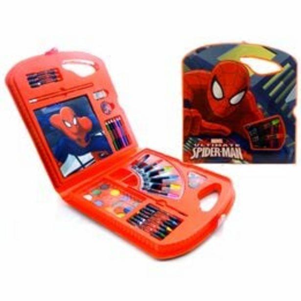 Oferta de Conjunto De Pintura Spider-man por 9,99€