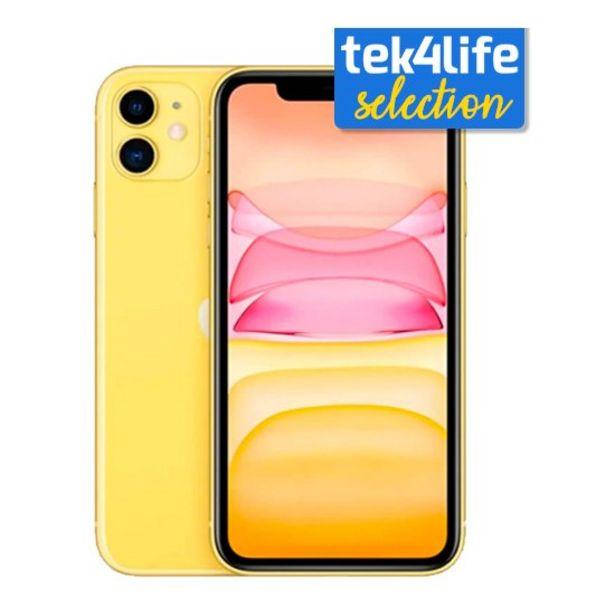 Oferta de Apple iPhone 11 128GB Amarelo - Grade A+ por 549,9€