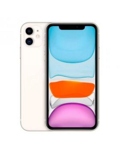 Oferta de Apple iPhone 11 128GB - Branco por 729,9€