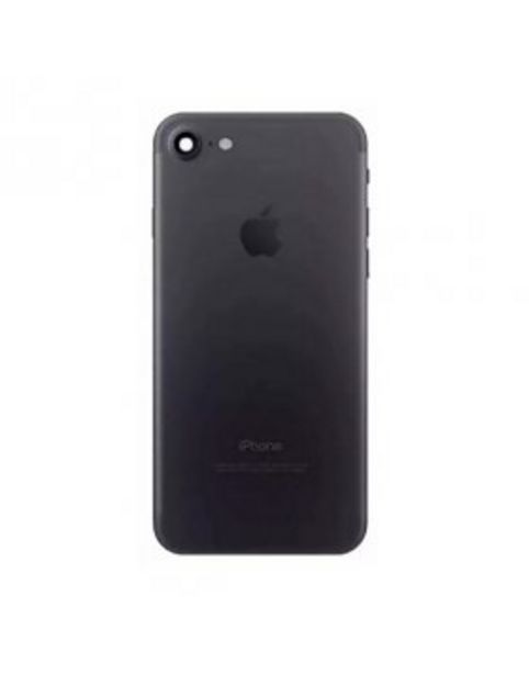 Oferta de Chassi + Modulo completo Apple iPhone 7 - Preto Mate por 84,9€