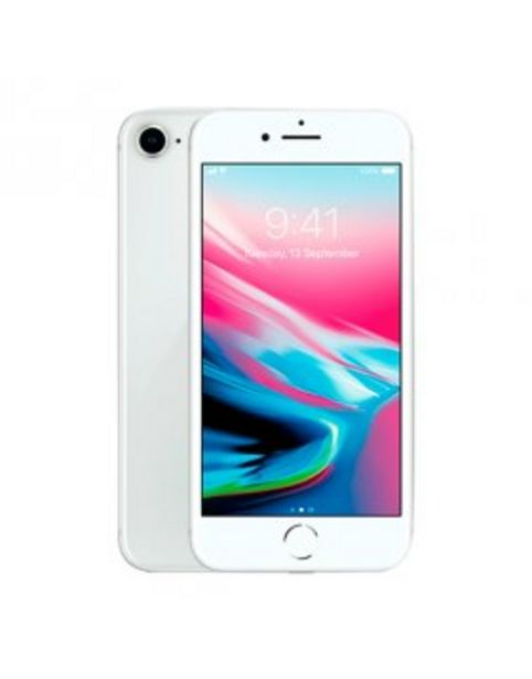 Oferta de Apple iPhone 8 64GB Silver - Grade A por 279,9€