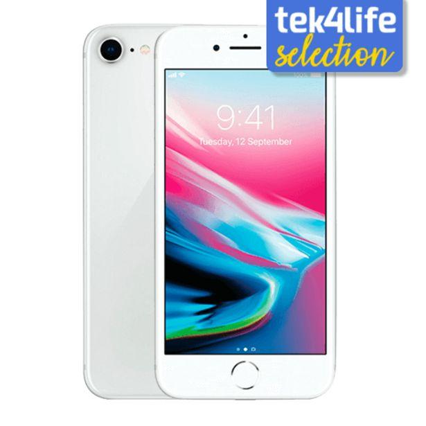 Oferta de Apple iPhone 8 64GB Prateado - Grade A por 229,9€