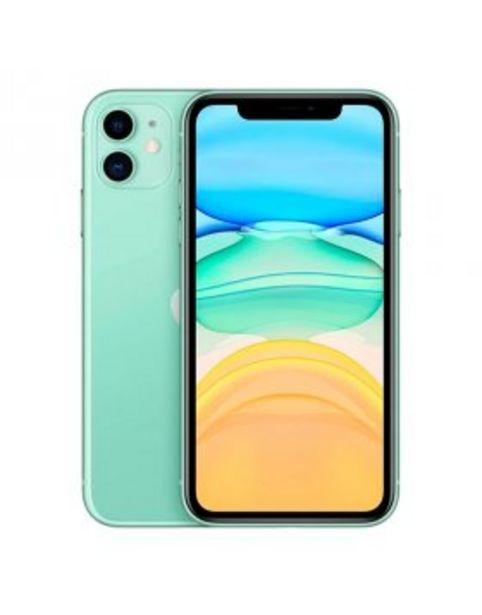 Oferta de Apple iPhone 11 64GB - Verde por 669,9€