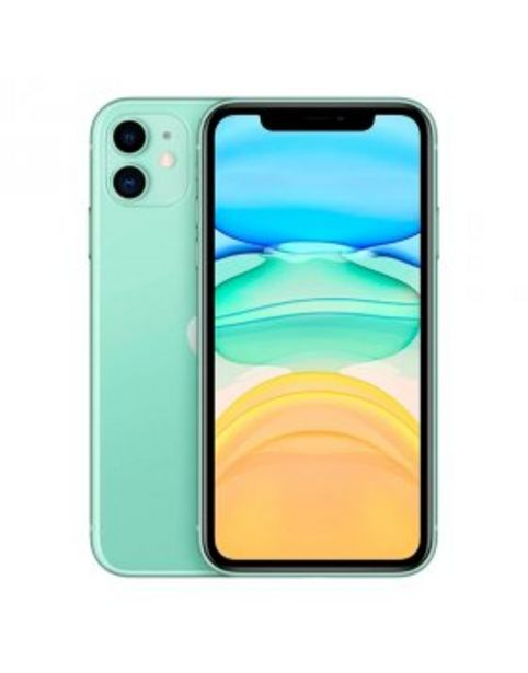 Oferta de Apple iPhone 11 128GB - Verde por 739,9€