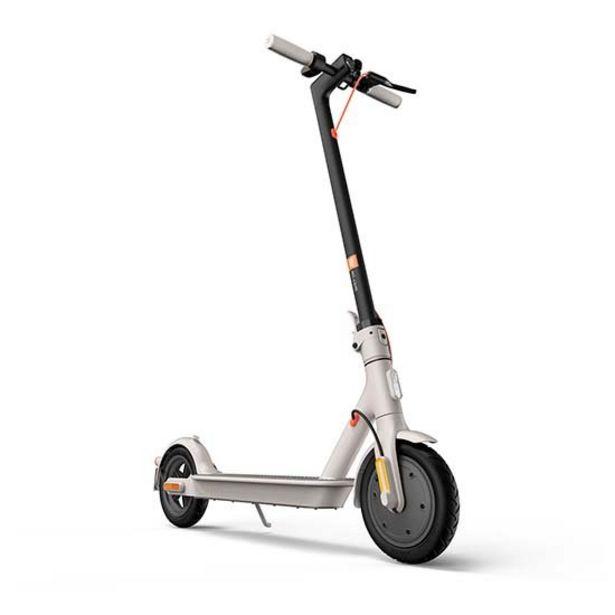 Oferta de Trotinete Eléctrica Xiaomi Mi Electric Scooter 3 Gravity Grey por 449,9€