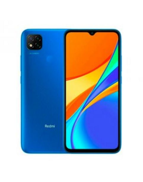 Oferta de Xiaomi Redmi 9C 2GB/32GB Dual Sim Azul por 129,9€