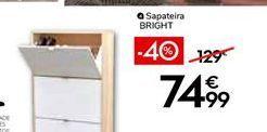 Oferta de Sapateira por 74,99€
