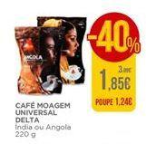 Oferta de Café Delta por 1,85€
