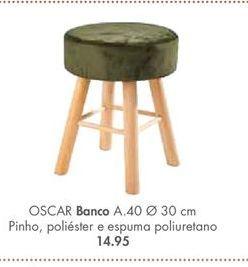 Oferta de OSCAR banco por 14,95€